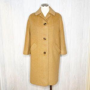 Vintage | Gorgeous 100% Camel Hair Coat
